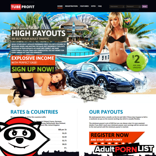 pay per click adult affiliate