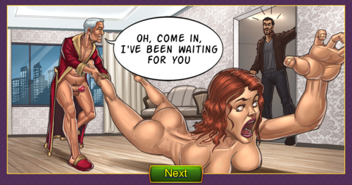 Game sex story